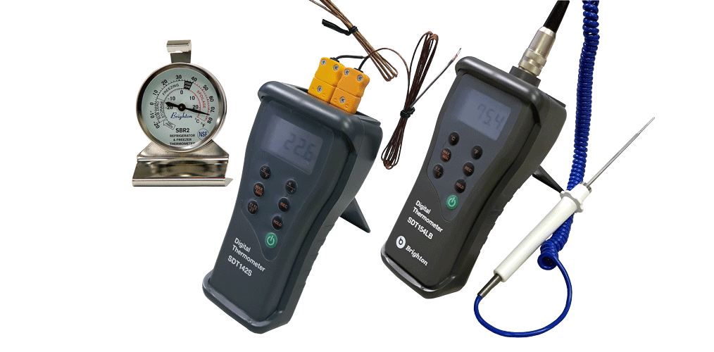 contact/non-contact thermometers